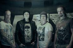 New promo picture  #uglyashell #asimay #heavymetal #metalcore #headbanger #metalhead