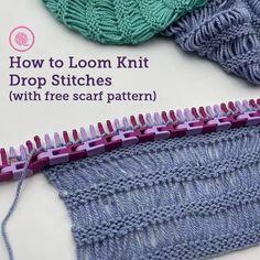 The Blog | Page 2 of 107 | GoodKnit Kisses Knitting Basics, Loom Knitting, Knitting Stitches, Pdf Patterns, Stitch Patterns, Free Pattern, Easy Stitch, Purl Stitch, Loom Love