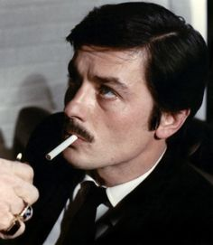 Alain Delon in Le Cercle Rouge