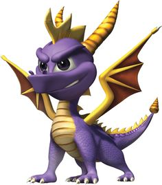 Spyro the Dragon More