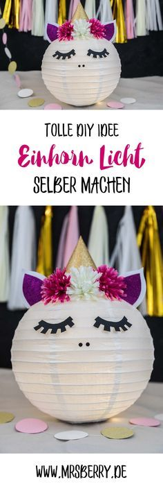 Einhorn Laterne basteln – schnelle DIY Idee Tinker unicorn light – with this step by step guide, the unicorn light is fast and easy self made. Boy Diy Crafts, Crafts For Teens To Make, Fall Crafts For Kids, Homemade Crafts, Diy For Teens, Diy Crafts To Sell, Diy For Kids, Kids Crafts, Quick Crafts