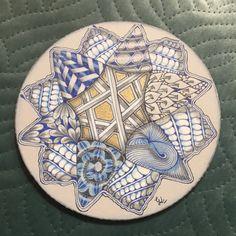 12 Days of Zentangle Zentangle Drawings, Zentangle Patterns, Zentangles, Tangle Doodle, Zen Doodle, Zen Colors, Kintsugi, Pattern Drawing, 12 Days
