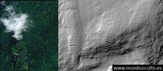 Imágenes de satélite revelan ciudad perdida oculta debajo el bosque de Oklahoma de 10.500 años antigüedad