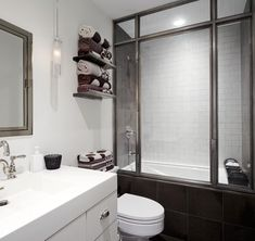 Good Looking tub enclosures in Bathroom Contemporary with Bathtub Enclosures next to Frameless Tub Door alongside Curved Shower Doors and Glass Door Bathtub Bathtub Tile Surround, Shower Surround, Contemporary Bathrooms, Modern Bathroom, Small Bathroom, Condo Bathroom, Industrial Bathroom, Minimalist Bathroom, White Bathroom