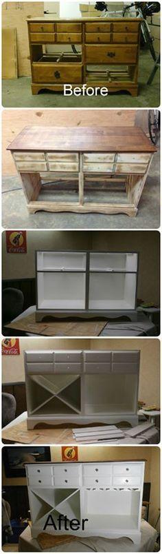 Comment ceruser un meuble deco Pinterest Du bois - comment ceruser un meuble