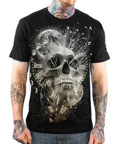 Men s Skygraphx Thoughtless T-Shirt Black 83c994803179c