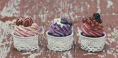 Vintage Hochzeit Cupcakes