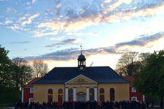 Spring tradition in Copenhagen