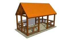 HOW TO BUILD A BASIC PAVILLION - Google Search