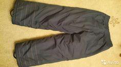 Зимние брюки mothercare — фотография №1