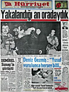 Hürriyet gazetesi 18 mart 1971