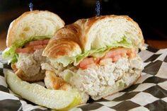 Chicken Sandwich Sandwich