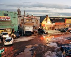 Photographer Thomas Prior has been documenting Willets Point since 2012
