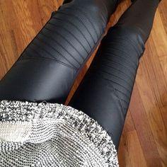 ribbed pants