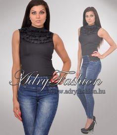 Rensix fodros body- fekete színű - AdryFashion női ruha webáruház 0681e26d03