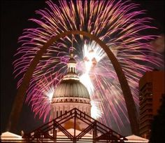 st louis 4th of july 2012