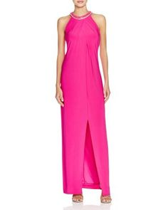 Laundry by Shelli Segal Embellished Gown | Bloomingdale's