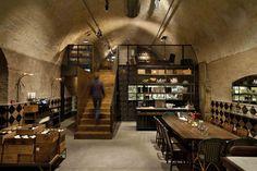 JAJO wine bar restaurant by Dan Troim, Tel Aviv – Israel hotels and restaurants