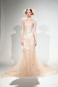 29 Fall 2011 Runway Dresses We'd Like to See at the Oscars - Marchesa
