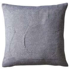 $8.74 too cute for sure!!! BUY ME :) TOO by Blu Dot Knit Squirrel Toss Pillow (18x18)
