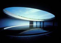 Naoshima Contemporary Art Museum-Kagawa, Japan by architect Tadao Ando