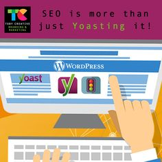 """SEO is more than just Yoasting it with a plugin  Relying solely on Yoast SEO or other plugins as your online """"SEO strategy"""" is a gross over simplification.  As a local SEO provider, Toby Creative has highly experienced SEO specialists here in Perth who know how to configure and optimise your website SEO, to properly and effectively use the Yoast SEO plugin along with many other beneficial WordPress SEO plugins, SEO tools and enterprise SEO applications."""