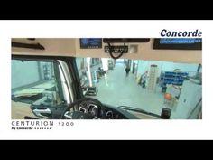 Concorde Reisemobile unveils colossal Centurion 1200 motorhome | Examiner.com