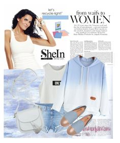 """""""sheinside"""" by mana-man ❤ liked on Polyvore featuring Chanel, Designers Guild, rag & bone/JEAN and Del Toro"""