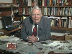 Andy Rooney's Financial Advice - YouTube Andy Rooney, Advice, Photo And Video, Quotes, Youtube, Quotations, Tips, Quote, Youtubers