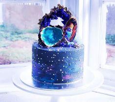 Космические десерты, о которых мечтает каждый: новый фуд-тренд - KP.UA