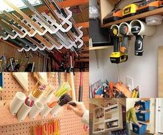 Garage is not only a storage shelter for your vehicle, but also a multipurpose storage center for house ware items, garden tools, outdoor sports equipment and workshop crafts. Organizing your garage can be a lengthy and costly process, but it will save you time and eventually money.
