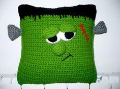 Almohadón Frankie - Crochet - Tejidos de Punto - 133361
