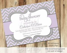 Hey, I found this really awesome Etsy listing at http://www.etsy.com/listing/122643735/monogram-baby-shower-invitation-chevron