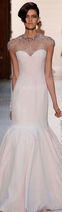 Georges Hobieka Haute Couture | S/S 2014 via: