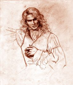 Lestat by Orestes-Sobek on DeviantArt Fanart, Lestat And Louis, Anne Rice Vampire Chronicles, Real Vampires, Vampire Stories, Interview With The Vampire, Vampire Love, Sketchbook Inspiration, Deviantart