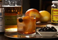 The Rye Old-Fashioned