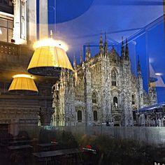 Terrazza Campari e Duomo di Milano