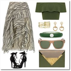 How To Wear ruffled Outfit Idea 2017 - Fashion Trends Ready To Wear For Plus Size, Curvy Women Over 20, 30, 40, 50