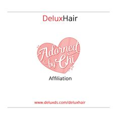 DeluxHair – Affiliate Spotlight [ Adorned by Chi ] Natural Haircare, Hair Care, Natural Hair Styles, Hair Care Tips, Hair Makeup, Hair Treatments