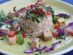 Learn how to cook this delicious kung pao tofu. Kung Pao Tofu, Vegan Cooking Classes, Asian Recipes, Ethnic Recipes, Pumpkin Soup, Learn To Cook, Risotto, Curry, Rice