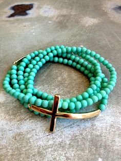 another cute bracelet from fleurty girl