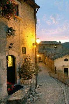 Abruzzo, Itália.