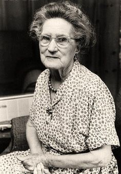 """Mary Josephine Hannon Fitzgerald (1865 - 1964) was the wife of John Francis """"Honey Fitz"""" Fitzgerald, and the maternal grandmother of President John F Kennedy"""