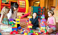 Kids friendly eateries in Singapore.