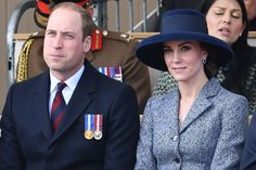 Prince Harry Joins Queen Elizabeth, Prince William and Princess Kate at Memorial Dedication