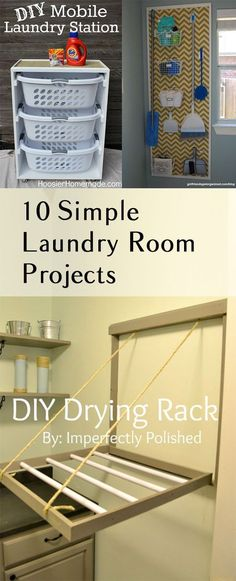 Best 20 Laundry Room Makeovers - Organization and Home Decor Laundry room decor Small laundry room organization Laundry closet ideas Laundry room storage Stackable washer dryer laundry room Small laundry room makeover A Budget Sink Load Clothes Laundry Closet, Laundry Room Organization, Laundry Room Design, Laundry In Bathroom, Organization Hacks, Laundry Hamper, Laundry Storage, Garage Laundry, Basket Organization