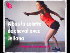 Extérieur des CUISSES pour des JAMBES sexy sans CULOTTE DE CHEVAL - YouTube Circuit Fitness, Sports Party Favors, Fitness Studio Training, Body Challenge, Cardio, Judo, Burn Calories, Workout Videos, Pilates