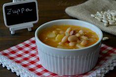 Zuppa di patate e fagioli | Dolce e Salato di Miky