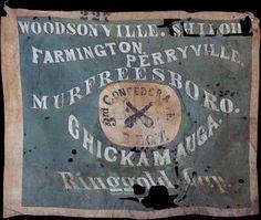 Marmaduke's 18th Arkansas Infantry Regiment Flag