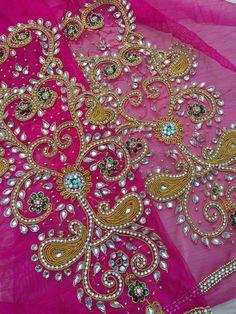 Designer Saree blouse by Casipillai Designer Collection www.facebook.com/Casipillai  For more information call +447931615302
